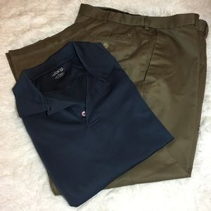 Haggar men's dress pants
